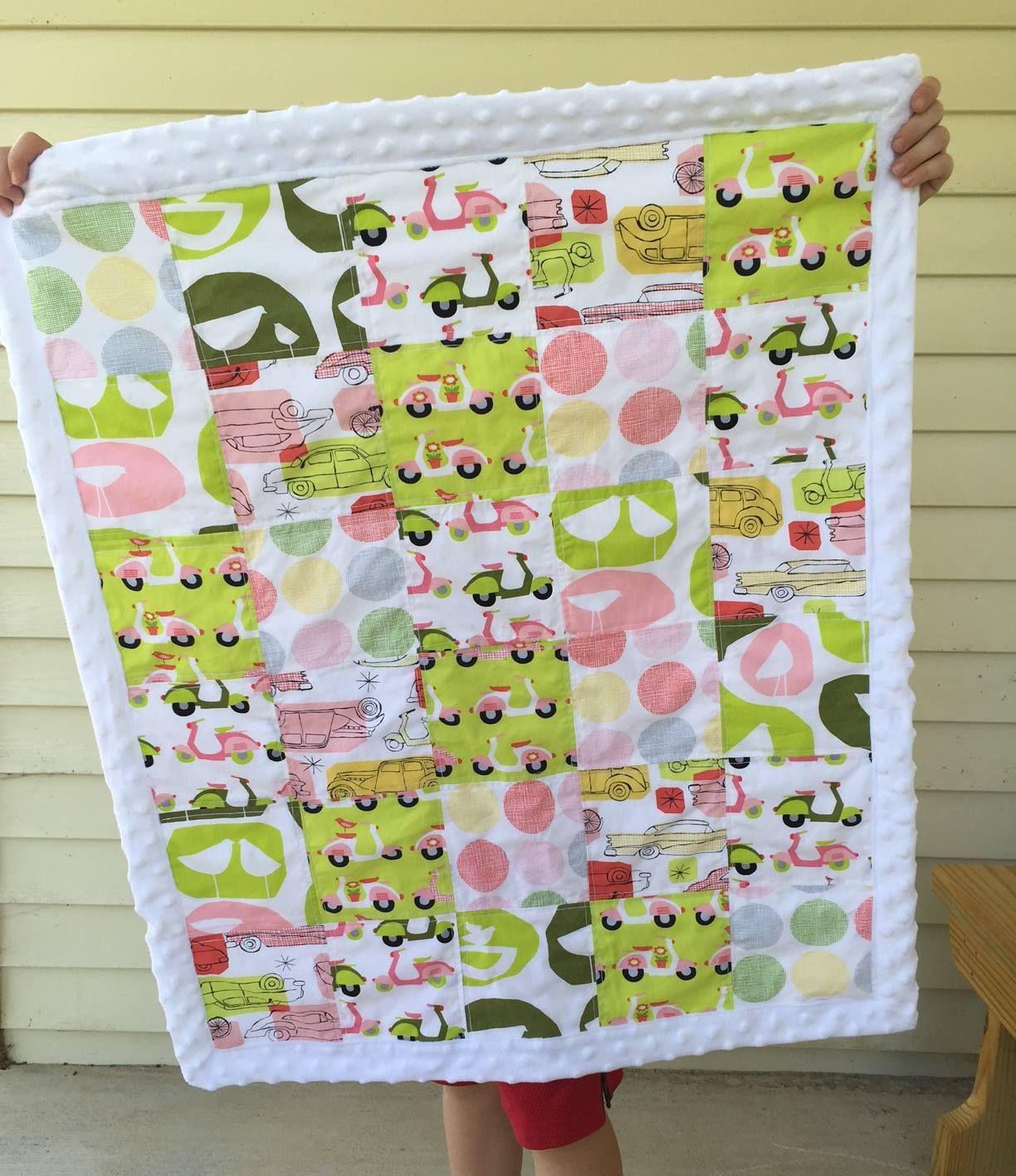 Blankets, Blankets, & More Blankets! Patchwork blanket