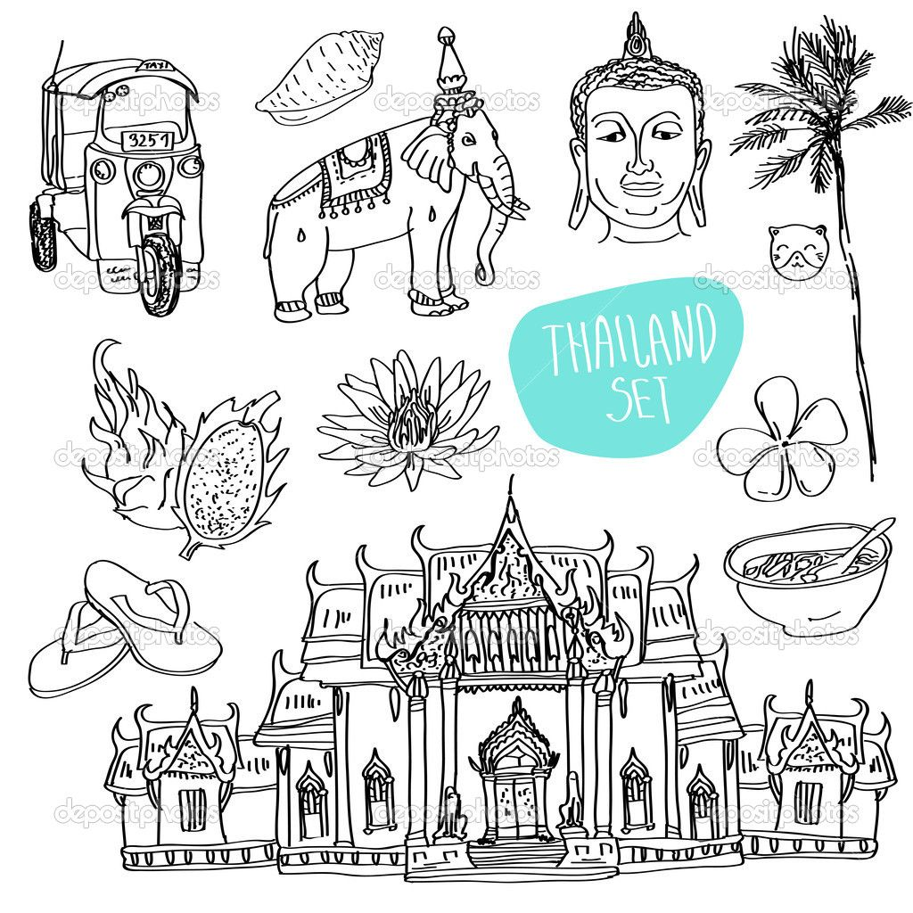Buddhist temple sketch google search seasia 2015 for Asian cuisine indian and thai food page
