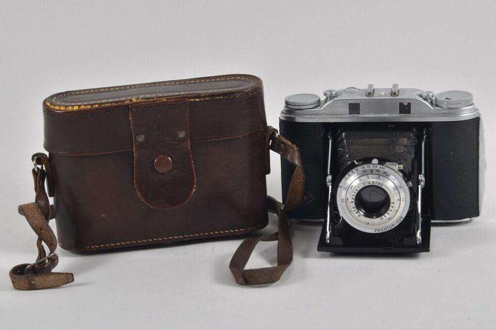 Ebay Sponsored I41d26 Alte Fotokamera Agfa Isolette