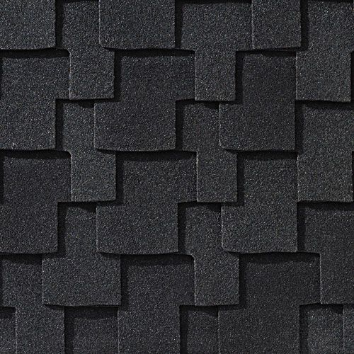 Best Charcoal Gaf Designer Roof Shingles Swatch General 400 x 300