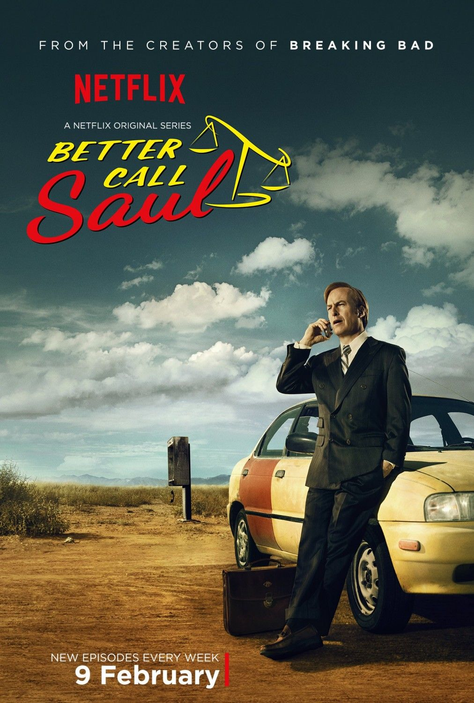 Better Call Saul Logo Amc
