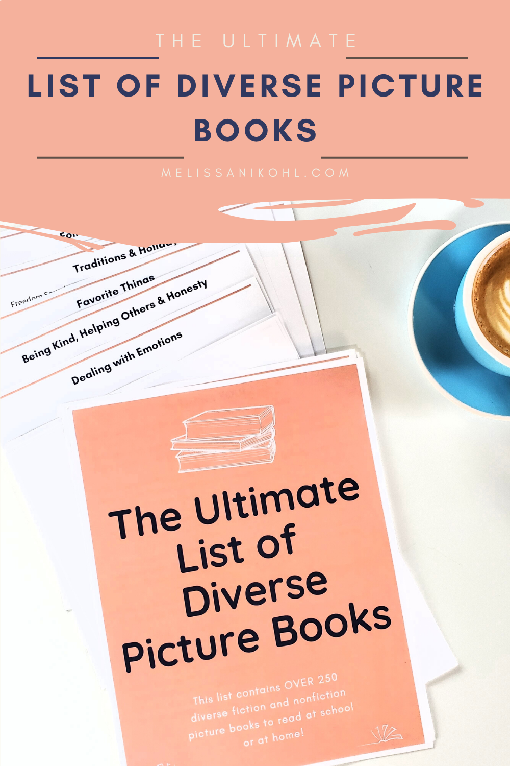 If you are looking for diverse picture books to add to your classroom or home library, this is the list for you. On this list you'll find over 250 books that will be perfect additions to your library. Diversify your picture books with this list!