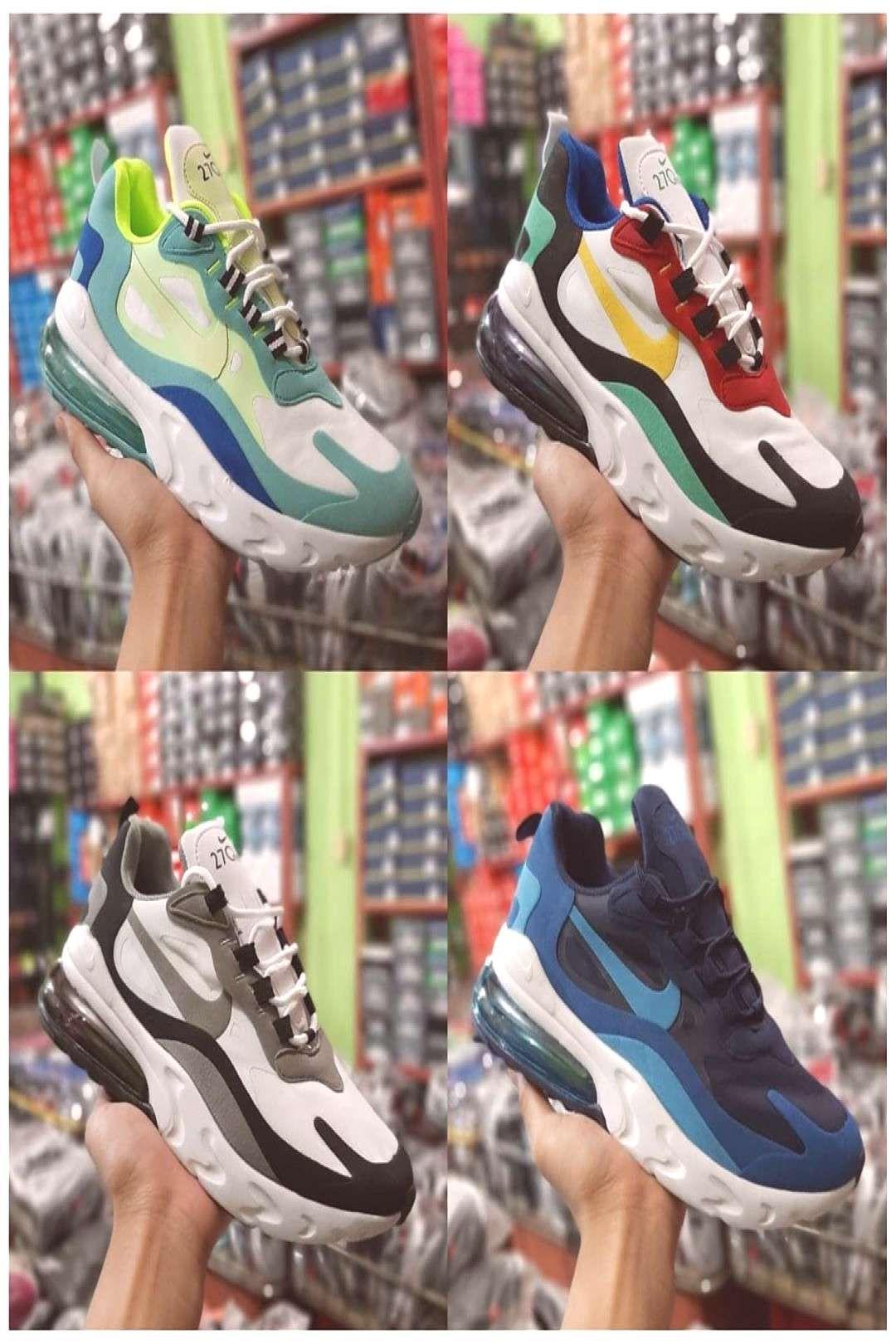Kualitas Vietnam Sepatu Import React Tidak Shoes Nike Soal