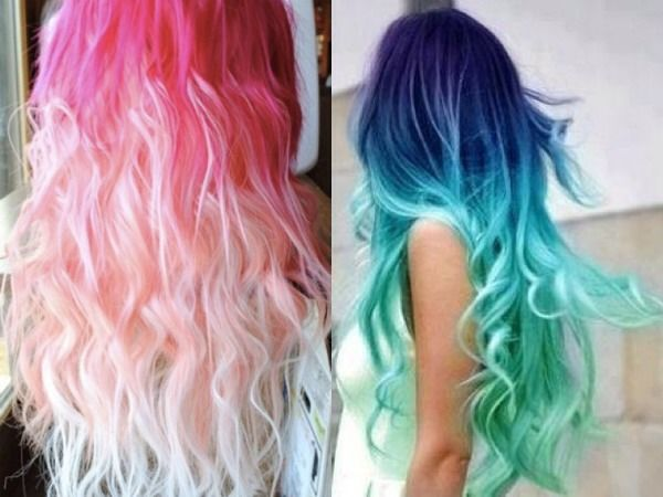 Kool Aid Hair Dye Color Code Google Search Dip Dye Hair