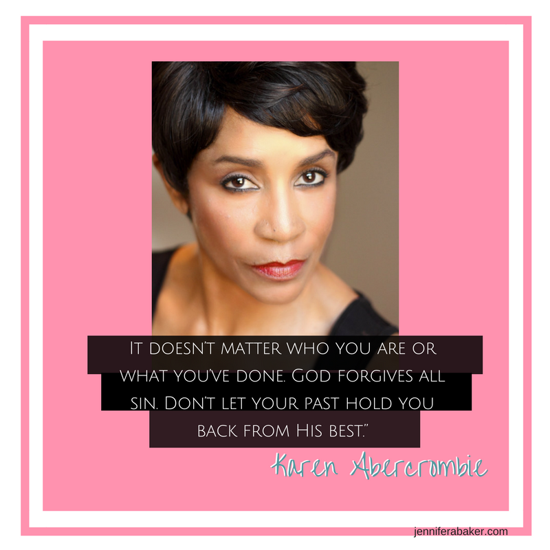 Quote from actress Karen Abercrombie of the movie War Room