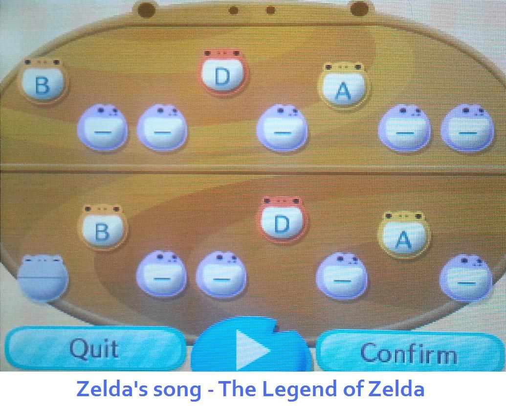 Town tune for Animal Crossing. Zelda's song. ACNL