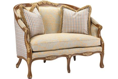 French Heritage U 3071 0153 Camille, French Heritage Furniture