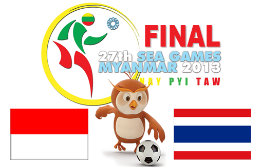 Indonesia Vs Thailand Final Sea Games 2013 Thailand Myanmar Indonesia