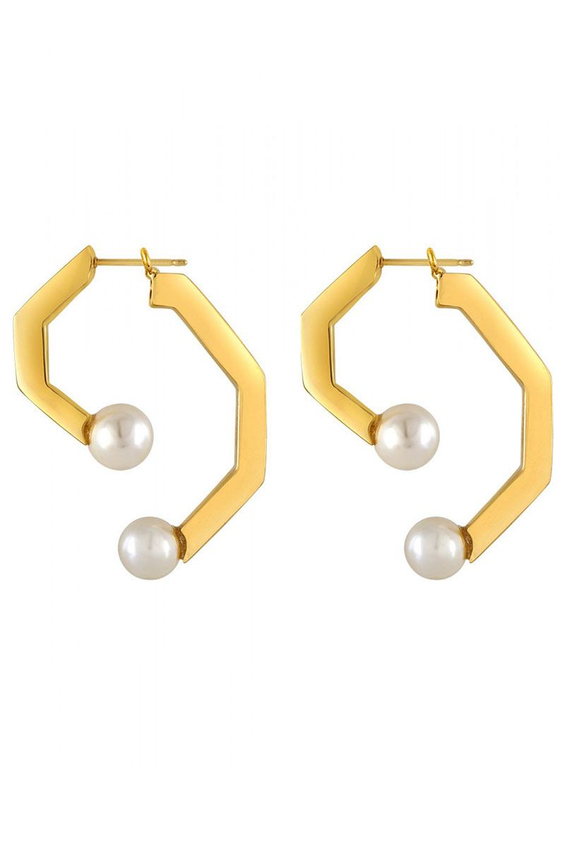 Double Up 15 Two Sided Earrings To Try Now Double Sided