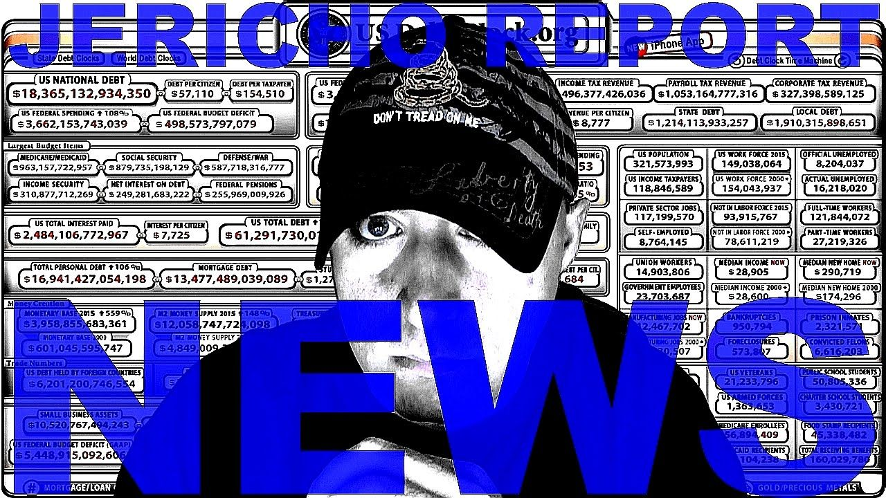 The Jericho Report Weekly News Briefing # 169 09/01/2015 ...