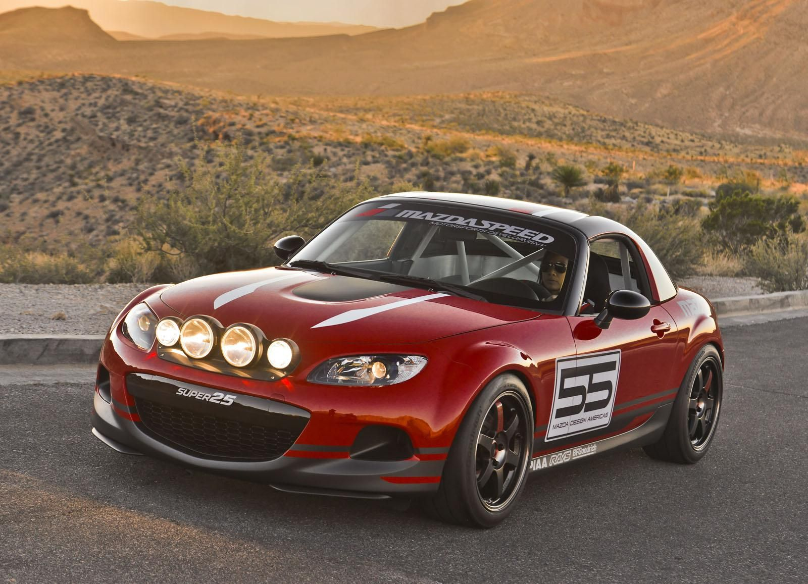 Mazda MX-5 Super25 Concept 2