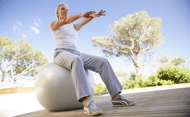 Top 5 Full-Body Stability Ball Exercise You Should Do