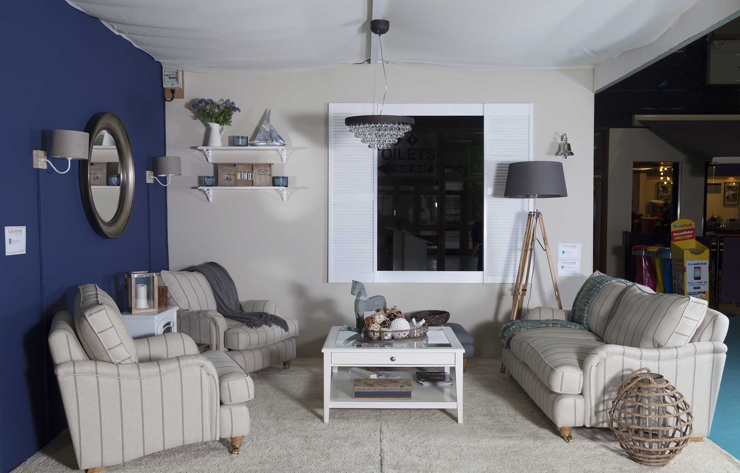 Woodwork Design For Living Room Hepburn Design Living Room Walls Midnight Dream Colortrend