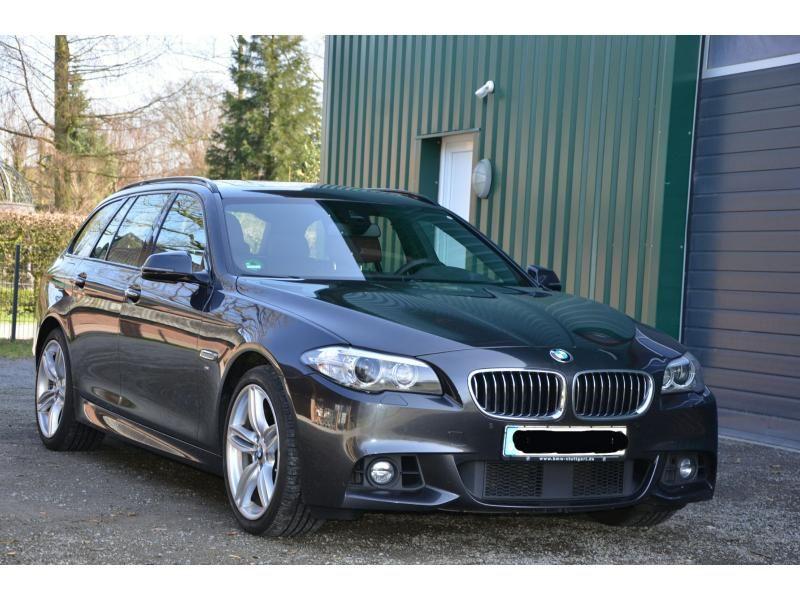 BMW 535d Touring M-Paket