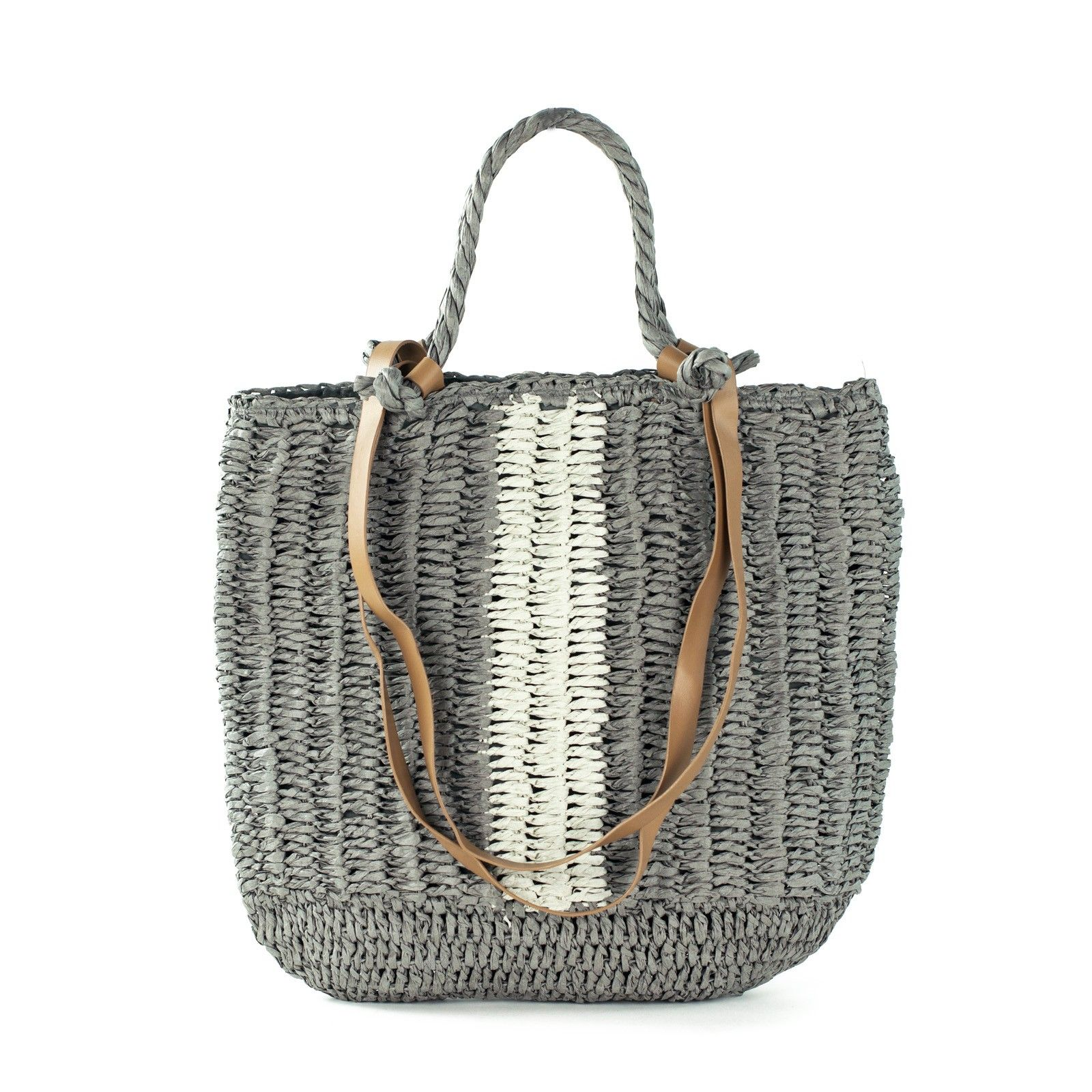 Two-coloured summer bag. #bag #summer Szaleo.pl | Be new fashioned & accessorized!