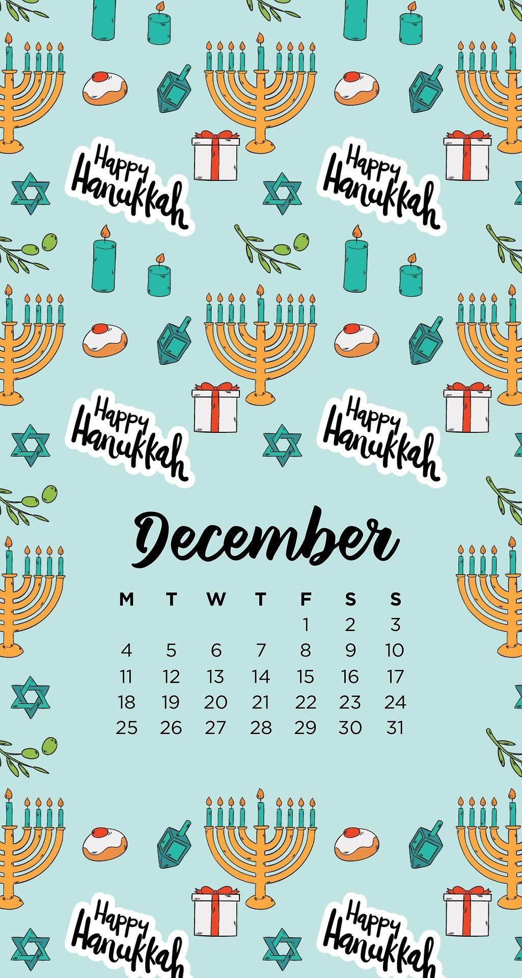 December Hanukkah Phone Wallpapers Holiday Iphone Wallpaper Holiday Wallpaper Phone Wallpaper