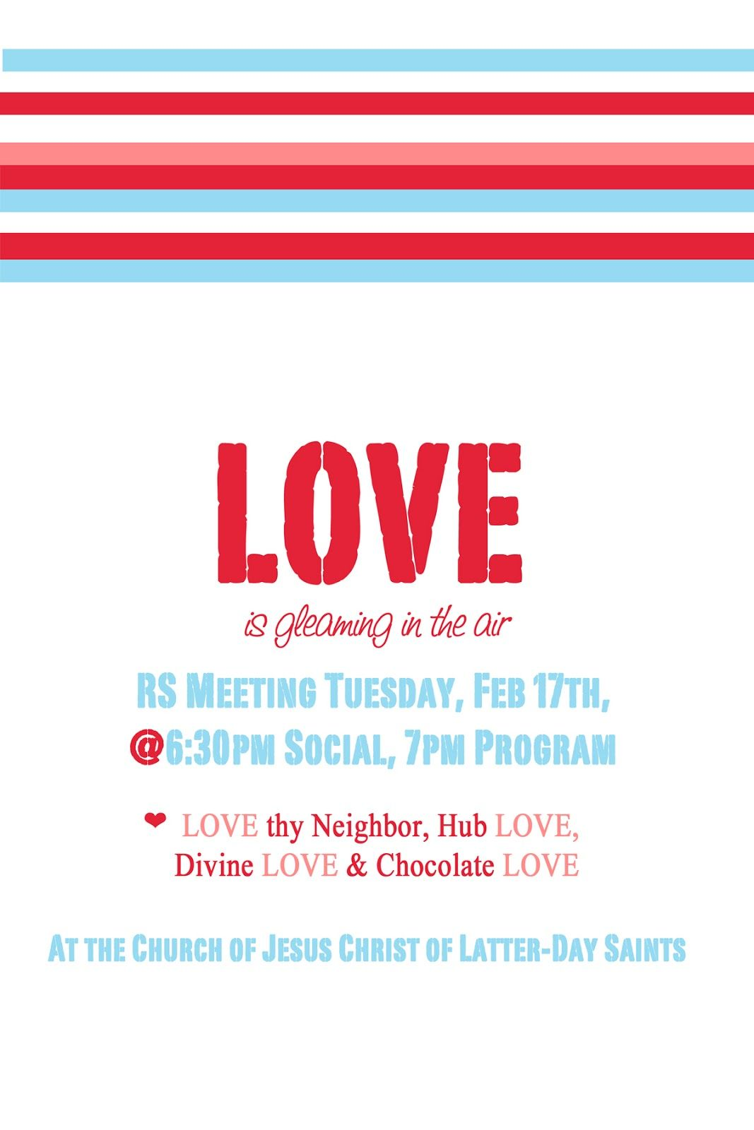 Here\'s the February Activity Flyer We had planned for 3 speakers on ...
