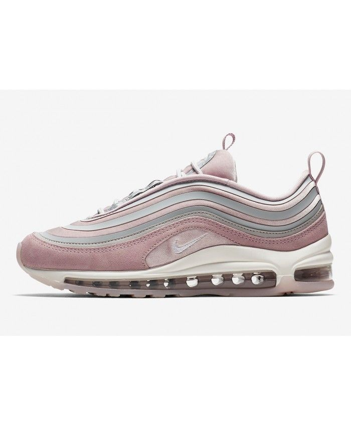 the best attitude 332e6 632ed Nike Air Max 97 Ultra 17 Pink Blush Womens Trainers