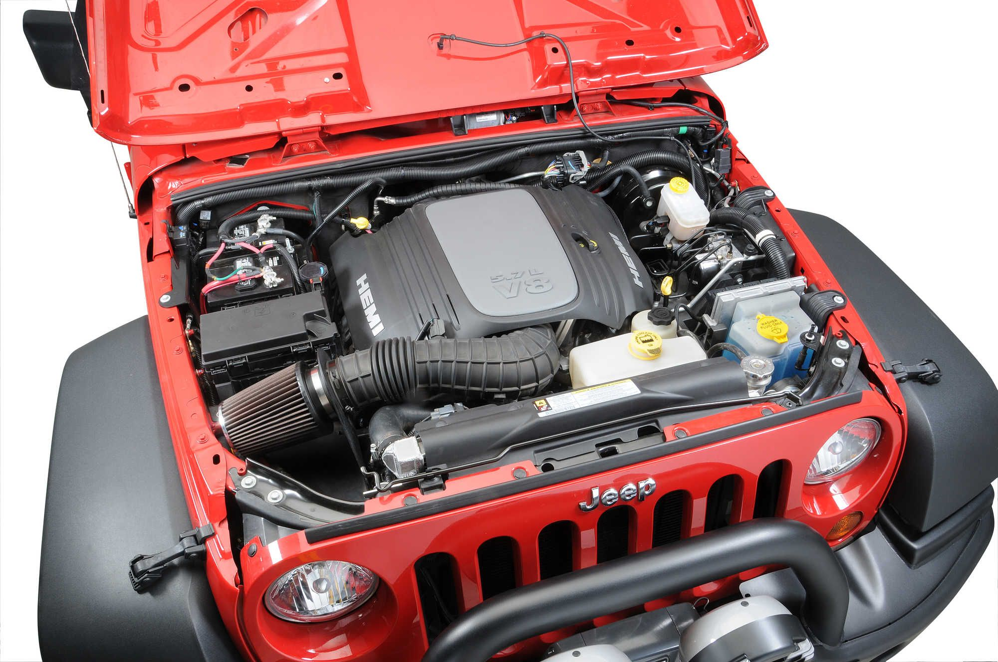 AEV 40307011AB 5.7L V8 Hemi Conversion Kit for 07-10 Jeep® Wrangler &  Wrangler Unlimited JK | Quadratec