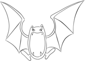 Golbat From Generation I Pokemon Coloring Pages Free Printable Coloring Pages Printable Coloring Pages