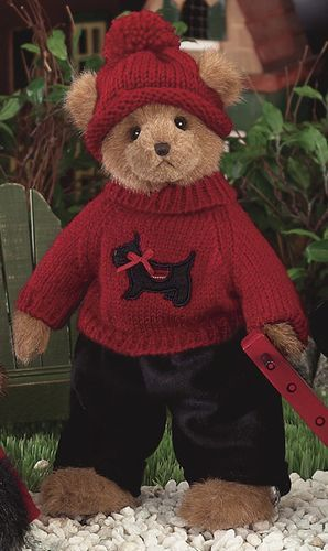 Mulligan Macbearington Bear (Retired 2006)