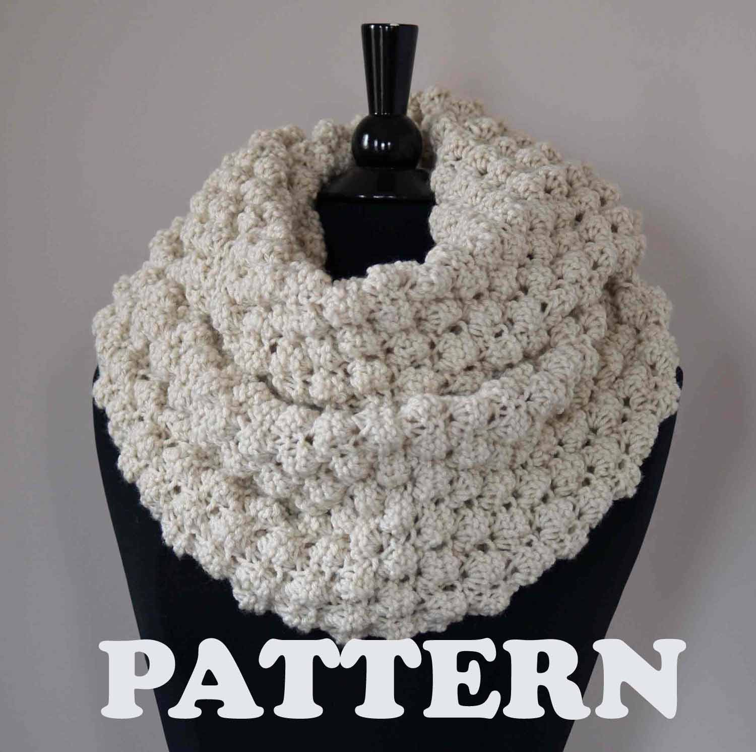 Pattern instruction cowl snood scarf knit pdf pattern 400 pattern instruction cowl snood scarf knit pdf pattern 400 via bankloansurffo Images