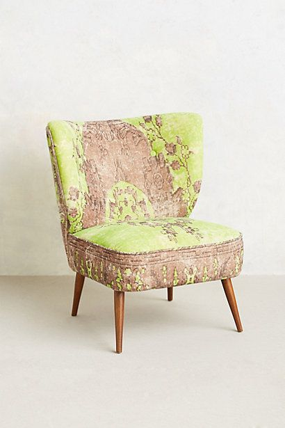 Best Dhurrie Petite Accent Chair Anthropologie Chair 400 x 300
