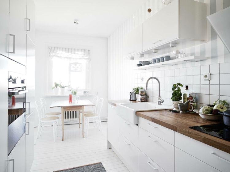 Diseños cocinas pequeñas modernas - cincuenta modelos - | Diseño de ...