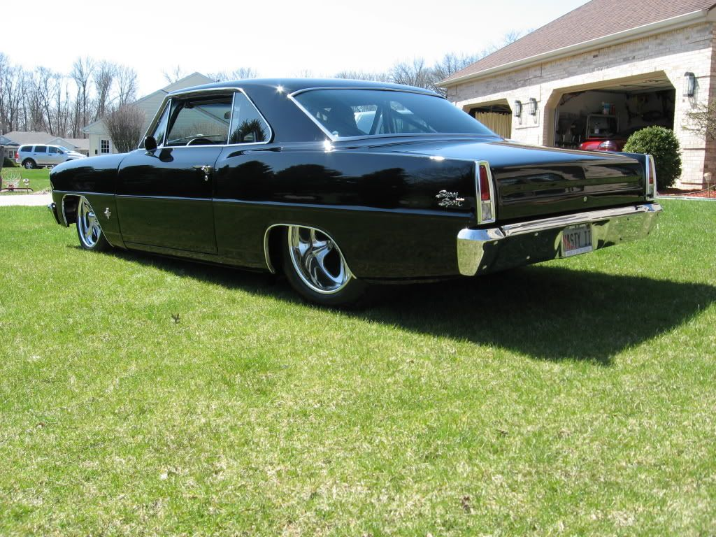 66 nova SS....like I said I will own one before I die!!