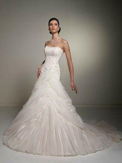 da7b79f35d Vestidos de novia baratos  Fotos de los mejores diseños