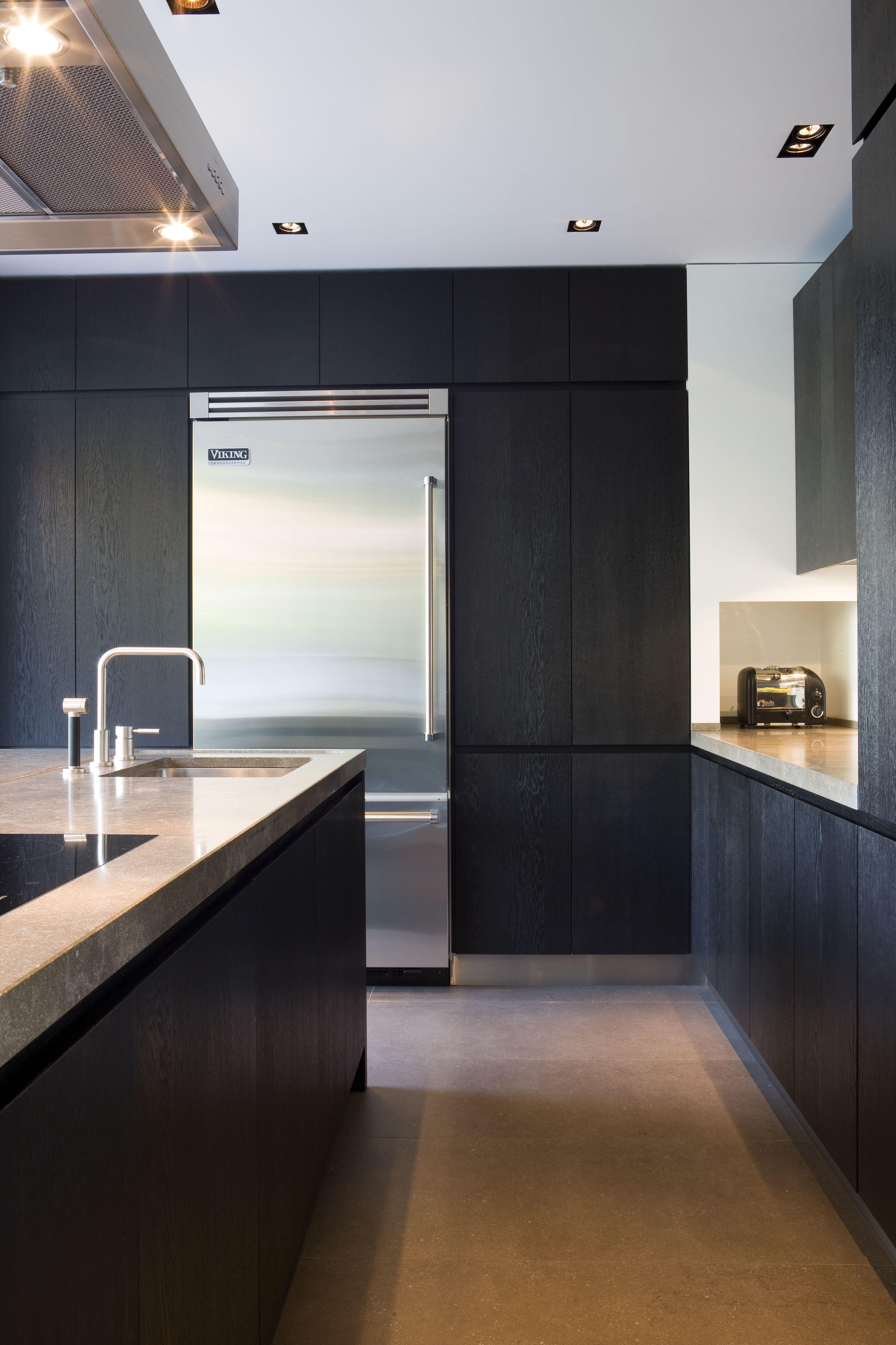 contemporary kitchen AH_de menagerie  Interieurontwerp keuken