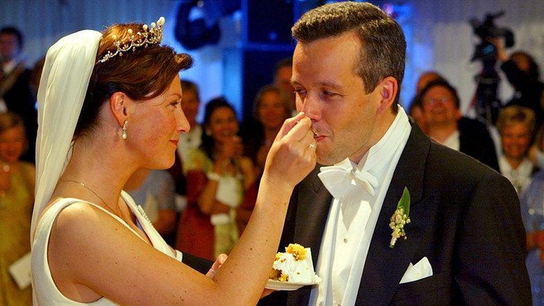 Archivinhalte Royalty Konigliche Hochzeit Koniglich Norwegen