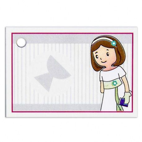 tarjetas para comunion regalos