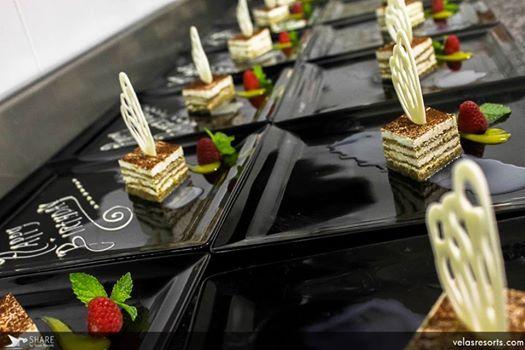 Немного сладкого – это совсем не вредно!  Наслаждайтесь вкуснейшими десертами в Каса Велас!