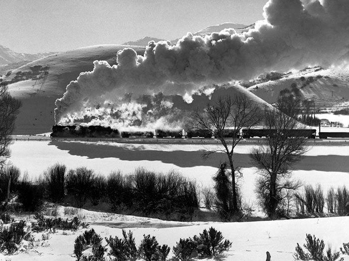 Richard Steinheimer Railroad Photography Fantastic Voyage Train
