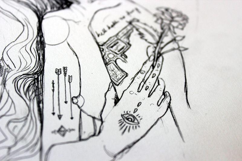 Sketchy Fridays: Off-task