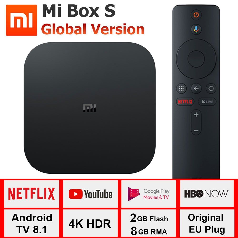 Global Version Xiaomi Mi TV Box S review