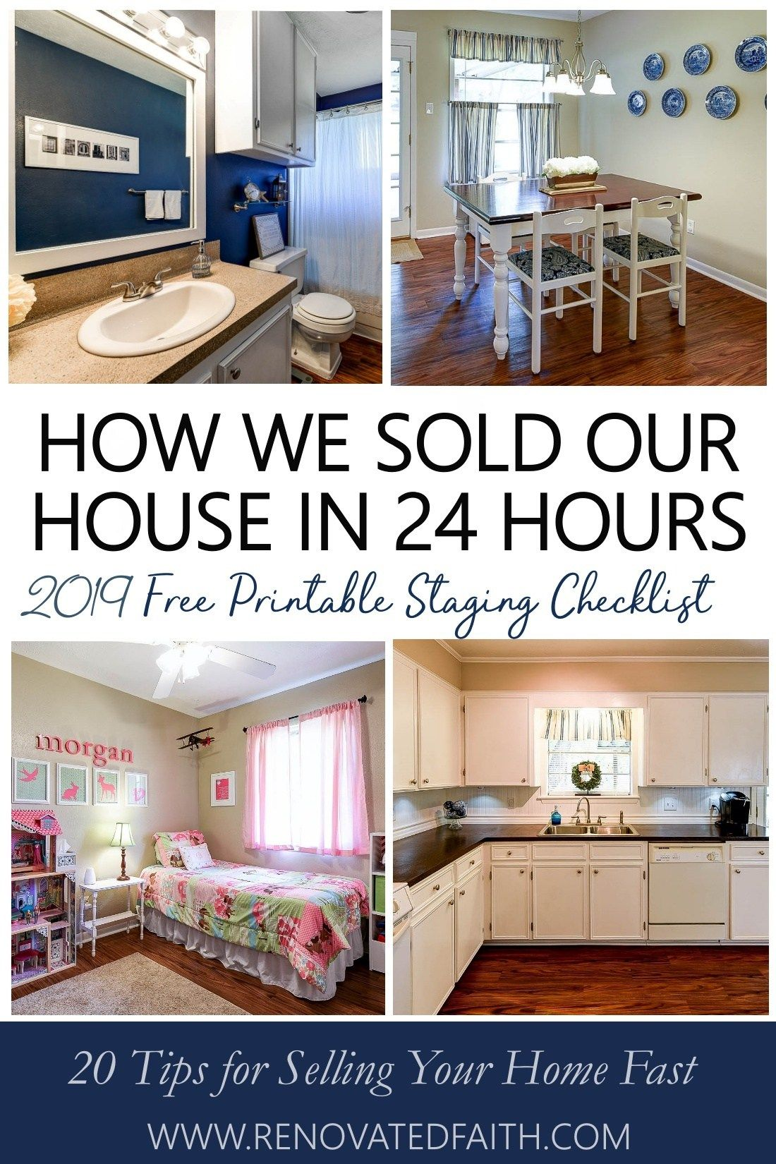 27 Tips For Selling Your House Fast In Home Staging