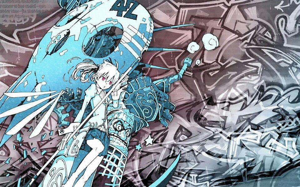 Abstract Soul eater, Disney fan art, Anime