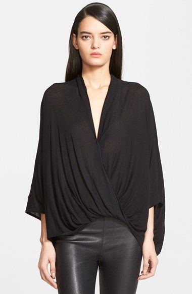 stunning drape to this | @nordstrom #nordstrom