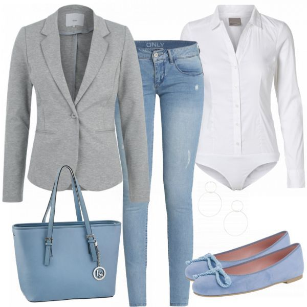 ColdIce Outfit  – Business Outfits  bei FrauenOutfits.de – Business outfits