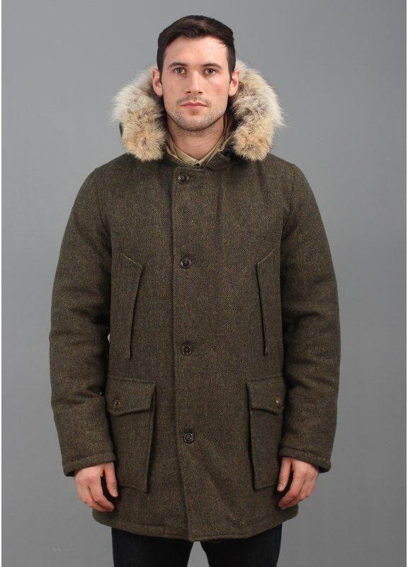 Woolrich Mountain Parka (For Men)