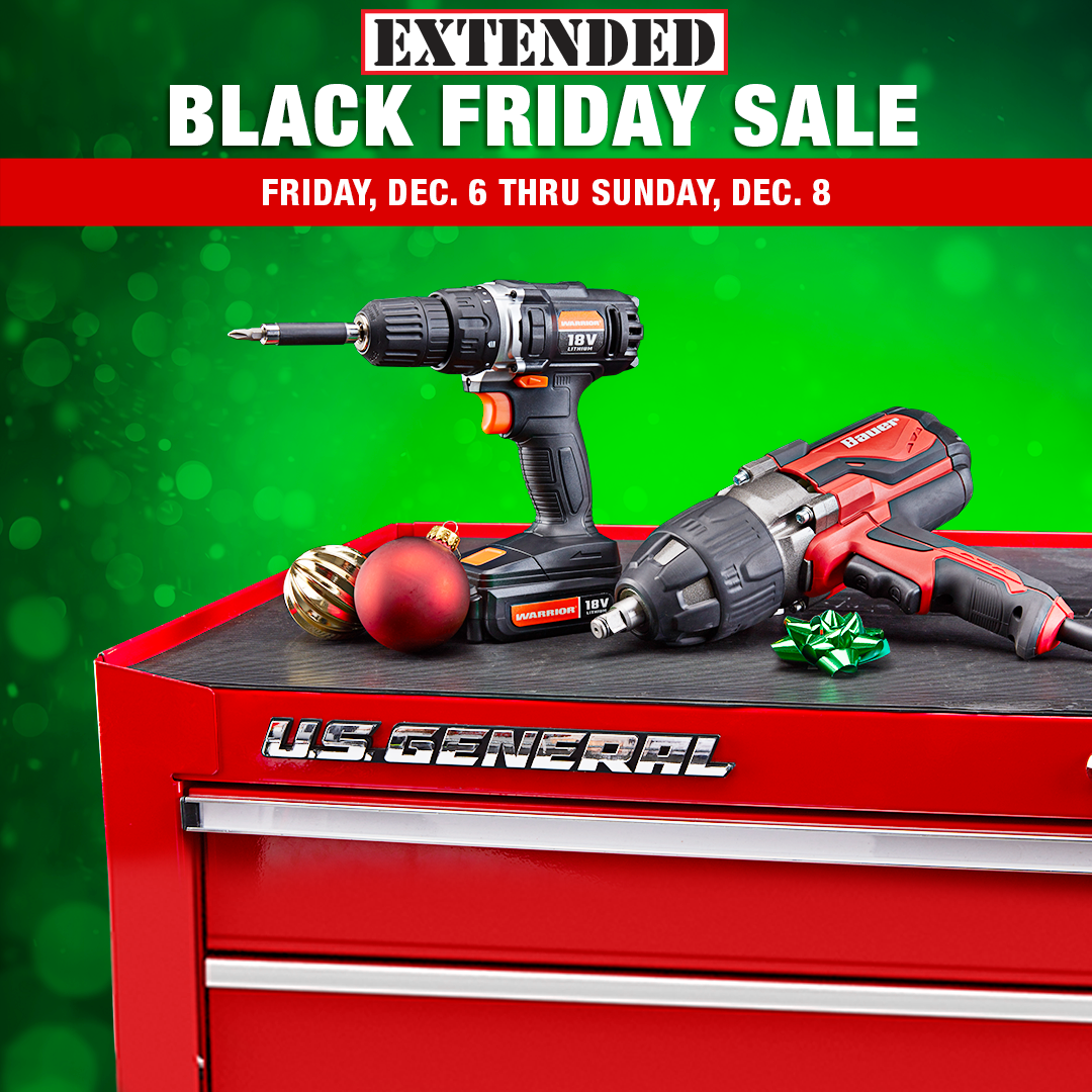 Black Friday Extended Thru Sunday 12/08 Only! Black