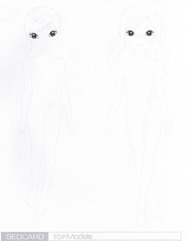 рисунки из альбома топ модель свит догги: 8 тыс изображений найдено ...