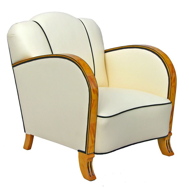 Charmant Swedish Art Deco Armchair, Circa 1930. I Want It. How Much Do I Need To Win  At The Casino Or On The Lotto? A Bit, I Imagine.