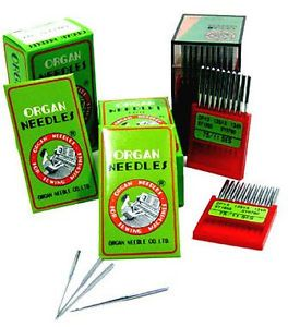 Commercial Embroidery Machine Needles Box of 100 Ball Point | eBay