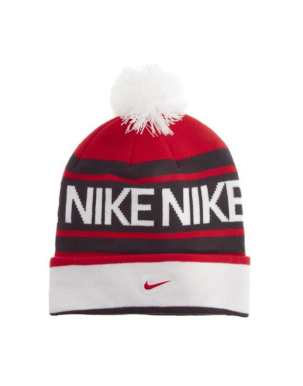 low priced f2de1 562a4 Nike Beanie Hat with Bobble