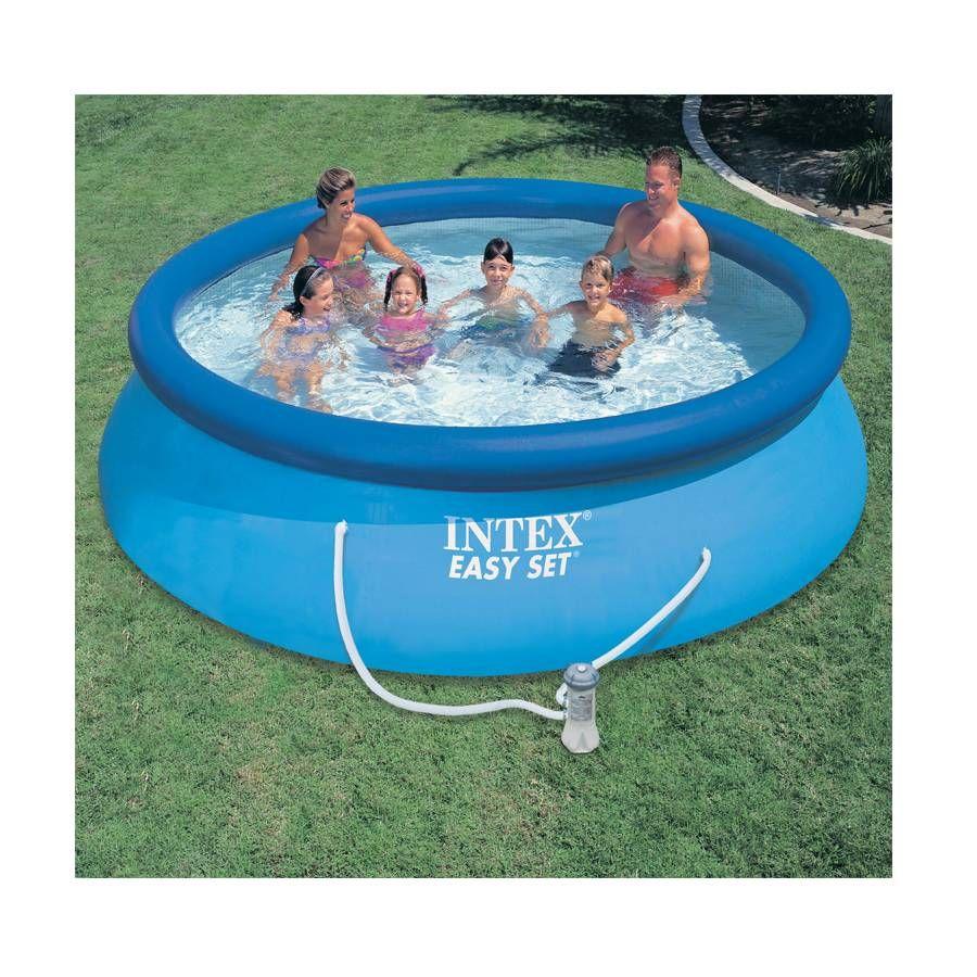 Intex 36m 12ft Easy Set Pool Set Toys R Us Australia Outdoor