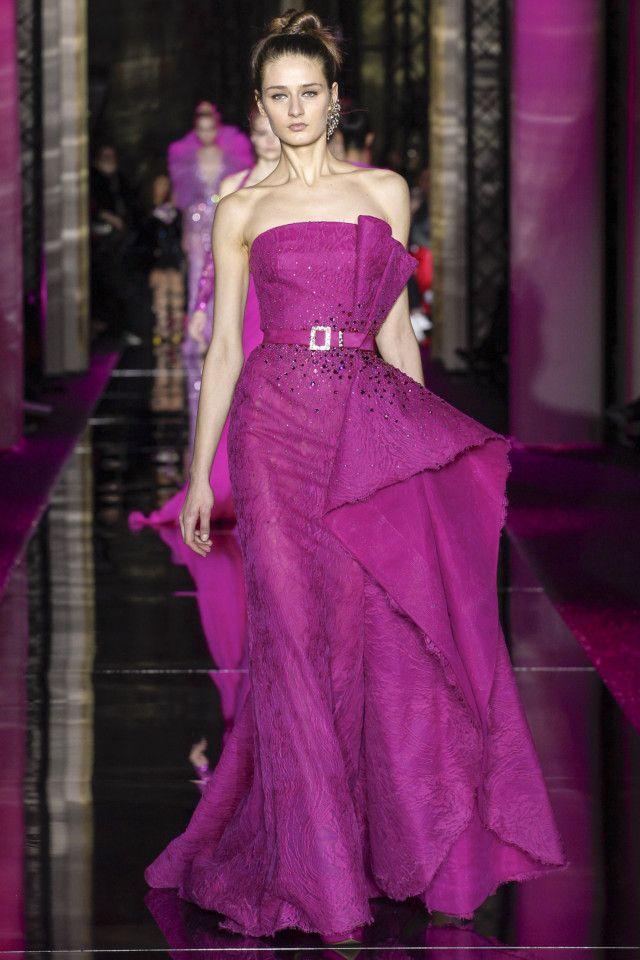 Zuhair Murad spring - summer 2017. Couture dresses, evening dresses ...
