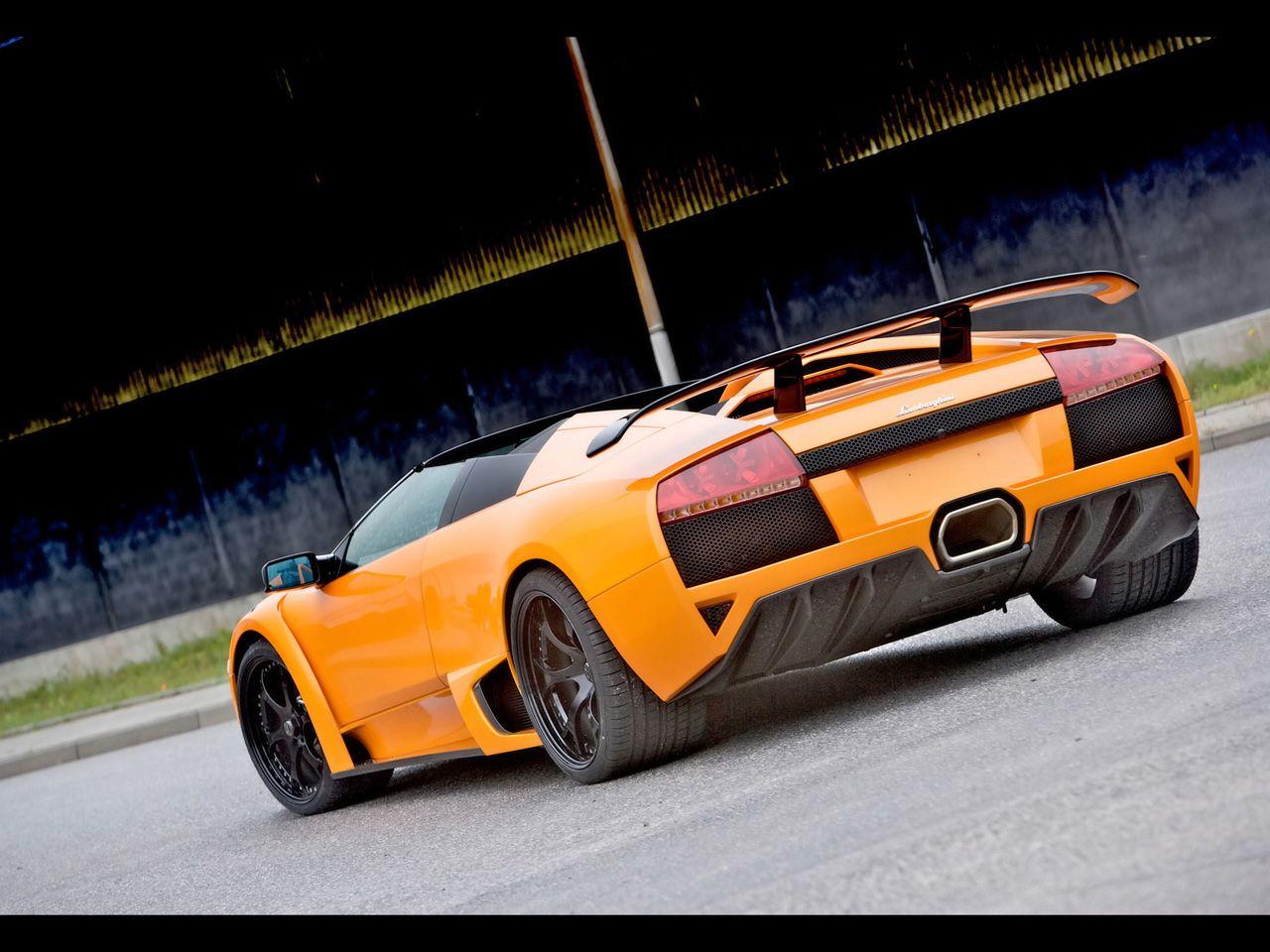 Lamborghini Murcielago Innovative Cars Coches Super Coches